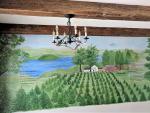 Custom-mural—tree-farm