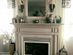 NS fireplace room